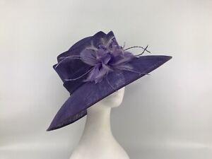 Ladies WINDSMOOR  Wide Brimmed Hat (10263)