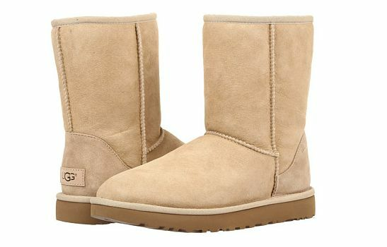 a9ed663902f UGG Australia Classic Short II Sand Boot Women's sizes 5-11/36-42 NEW!!!