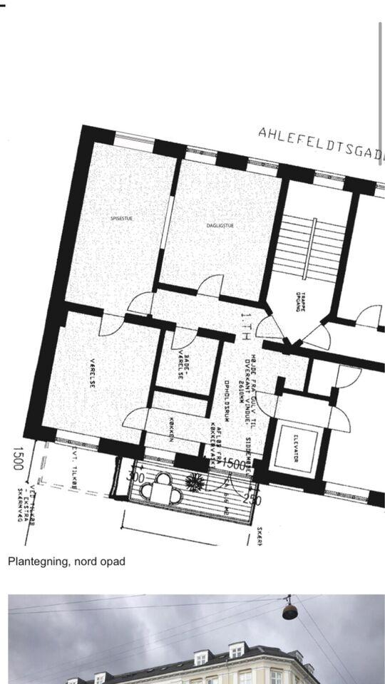 København K, Andelslejlighed byttes, 1359