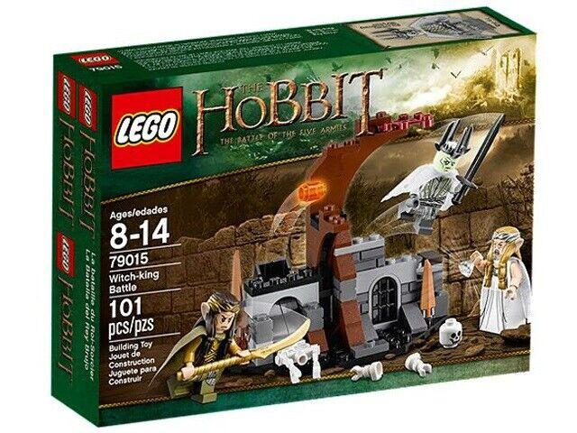 Lego Hobitten, 7 Nye og Uåbnede Legosæt