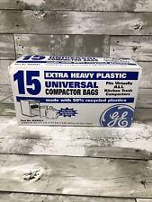 OEM Whirlpool W10351676RP 18-Inch Plastic Compactor Bags 15-Pack AP4926969