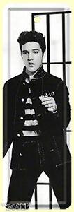 Nostalgic-Art-Elvis-Presley-Jailbreak-Nostalgique-Signet-Panneau-Metallique-15x5