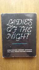 Hall & Adelman – Ladies of the Night (1st/1st US 1973 hb dw) sex work prostitute