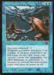 MTG-Magic-Alliances-Controle-des-marees-Rare-VF