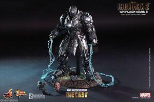 MARVEL-Iron-Man-2-Whiplash-Mark-II-Sixth-Scale-Hot-Toys-DIECAST