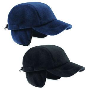 BEECHFIELD-SUPRAFLEECE-EVEREST-WINTER-SKI-HIKING-WARM-CAP-WITH-EARFLAPS-BB250