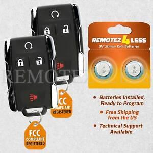 2 Keyless Entry Remote for 2008 2009 2010 Saturn Vue Car Key Fob Control