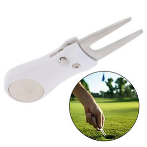 1PC-Foldable-Golf-Divot-Tool-with-Golf-Ball-Pitch-Groove-Cleaner-Golf-Put-ForkSS