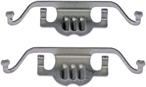 Disc Brake Hardware Kit Rear,Front Dorman HW13634