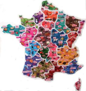 Magnet-Magnettes-Departement-Le-Gaulois-2016-2019-Au-choix-a-l-039-unite