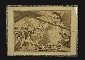Pinelli, Bartolomeo Cattura Del Brigante Massaroni Capture Du Brigant 1823 Rome Belle Et Charmante