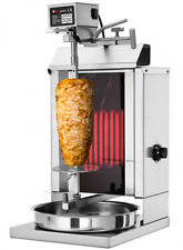 max 5kg Kebab Gyros Grill LPG Gas 1 Burner £312.50 excl VAT motor up Profi