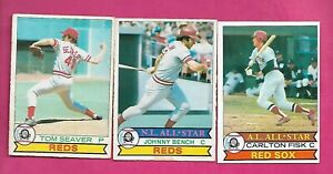 RARE-1979-OPC-BENCH-SEAVER-FISK-CARD-INV-C2799