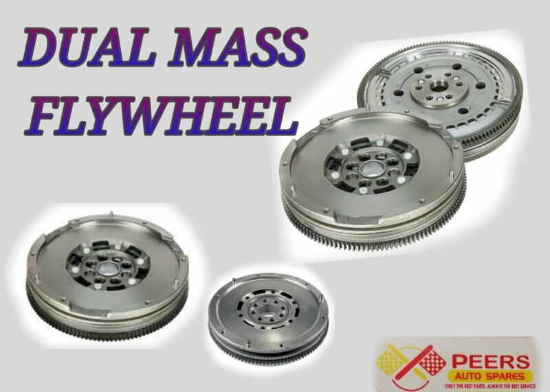DUAL MASS FLYWHEEL FOR MOST VEHICLES