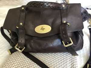 Handbag £1100 Cost Condition Excellent Mulberry Alexa Pq5Twxvz