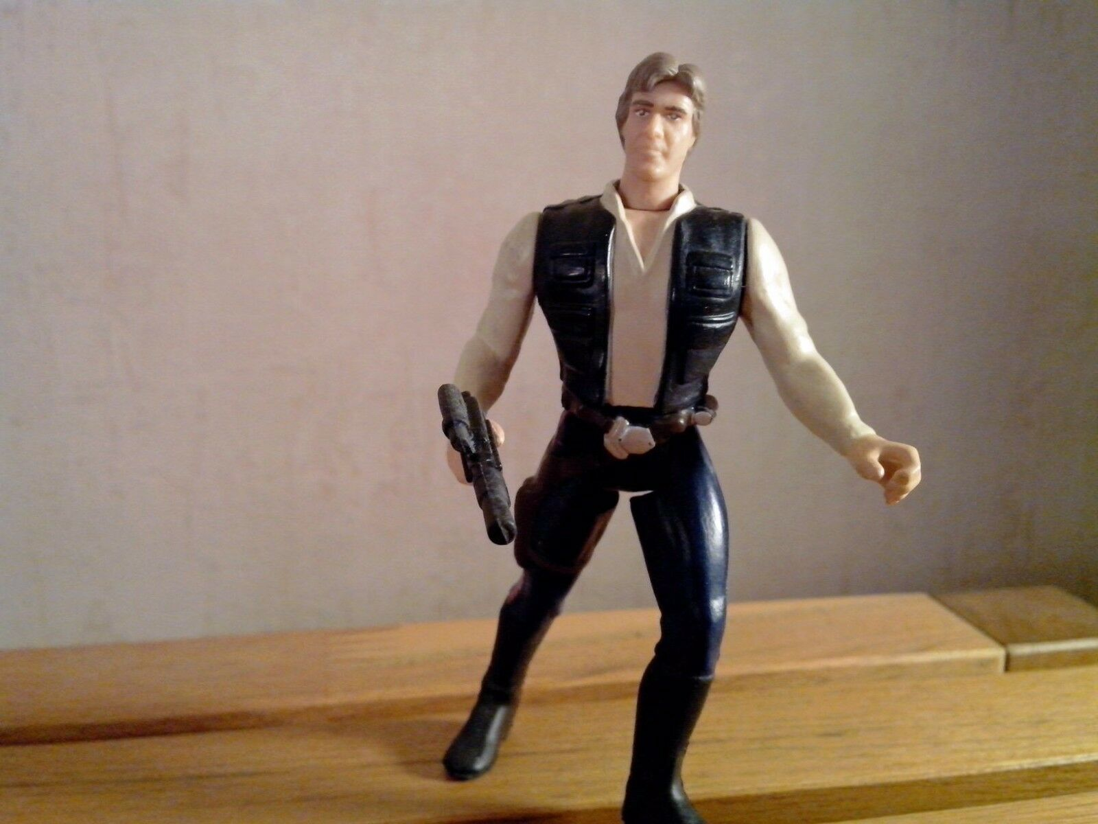 Figurine StarWars : STAR WARS - FIGURINE - HAN SOLO