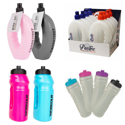 New Hand Grip Water Water Bottle For Runner Jogging Running Training Water GYM