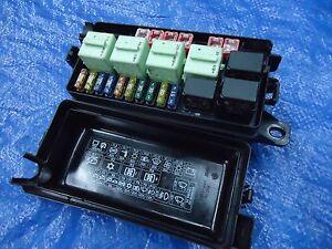 20022008 MINI    COOPER    R50 R52    R53    MAIN ENGINE    FUSE       BOX