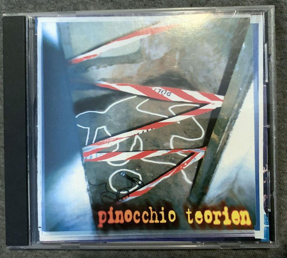 Various: Pinocchio Teorien, hiphop