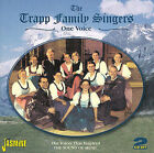 One Voice by The Trapp Family (CD, Jul-2007, 2 Discs, Jasmine Records)