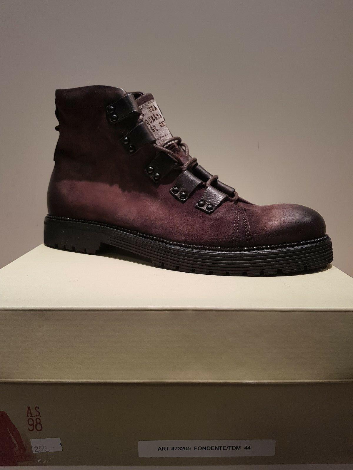 A.S.98 Herren Schuhe Schnürschuhe Stiefel FONDENTE TDM    | Hohe Qualität Und Geringen Overhead