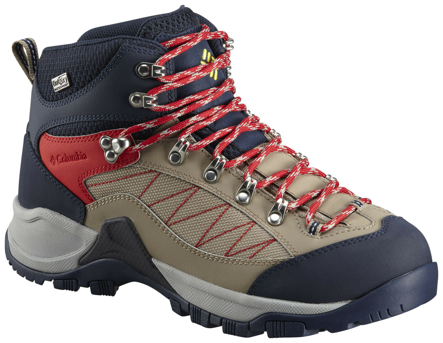 Men's Columbia Table Rock Outdry shoes Collegiate Navy