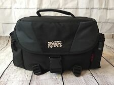 Canon Rebel Gadget Bag for EOS Digital DSLR T6i T5i T4i T3i T2i T1i 5D 60D 70D