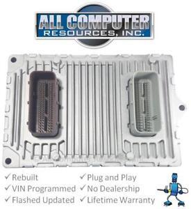 Details about 2012 Jeep Wrangler 3 6L ECU ECM PCM Engine Computer -  Automatic A/T OEM