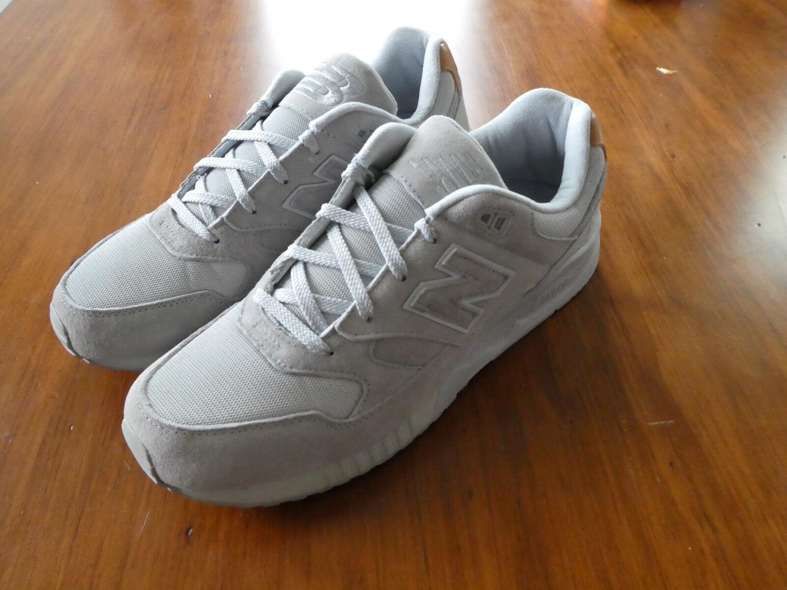 Mens New Balance 530 Shoes M530MOG Sneakers size 12 gray monotone