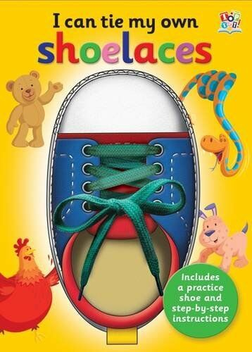 I Can Tie My Own Shoelaces by Graham, Oakley 1849566194 The Cheap Fast Free Post