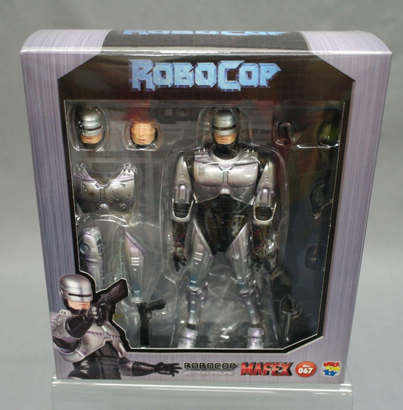 MAFEX No.67 Mafex ROBOCOP Medicom Toy Japan New