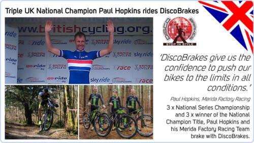 Mountain Bike XC DH Enduro MTB Semi-Metallic Hayes Stroker Ace Disc Brake Pads