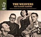 6 Classic Albums von The Weavers (2013)