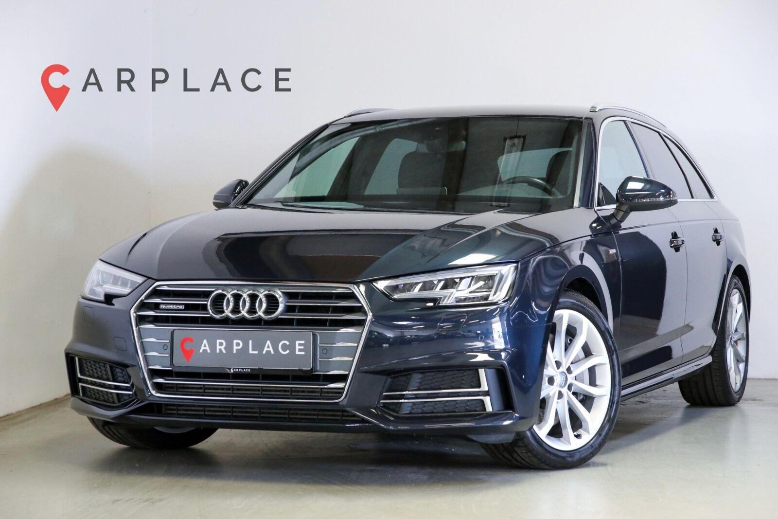 Audi A4 3,0 TDi 272 S-line Avant quat. Tip 5d - 499.900 kr.