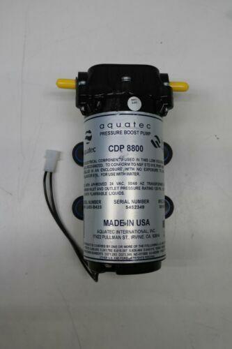 Aquatec CDP 8800 High Flow Pressure Boost Pump 8852-2j03-b423 100gpd - 200  GPD R for sale online | eBay