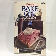 America's Bake-Off Cookbook 100 Winning Recipes #27 Pillsbury Free Ship