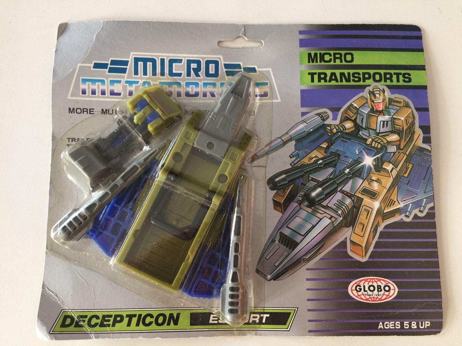 METAMORPHS transformer transport decepticon micromaster MOSC ITALY (roughstuff)