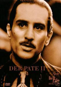The Godfather Robert De Niro Part 2 Cult Movie Poster Print Ebay