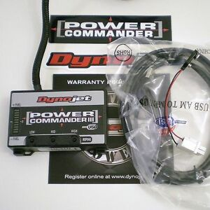 Details about KAWASAKI Z1000 2003-2006 Dynojet Power Commander 3 PC3 on power commander maps for harley-davidson, power commander logo, power commander lcd, power commander app,