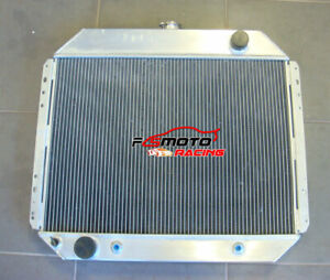 3-CORE-Aluminum-Radiator-FOR-FORD-F100-F150-F250-F350-V8-1967-1981-AT-MT-Bronco