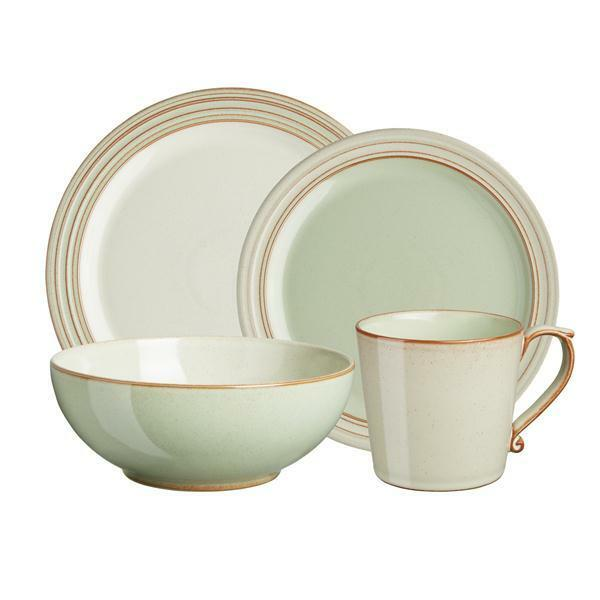 Denby Heritage Orchard 48Pc Dinnerware Set, Service for 12