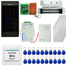 396 LBs Kit Electric Door Lock Magnetic Access Control ID Card Password System