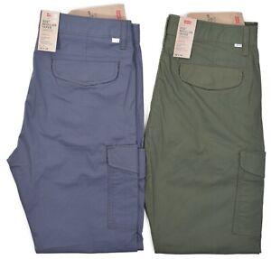 Levis-502-Men-039-s-69-50-Ripstop-Taper-Cargo-Stretch-Pants-Choose-Color-amp-Size