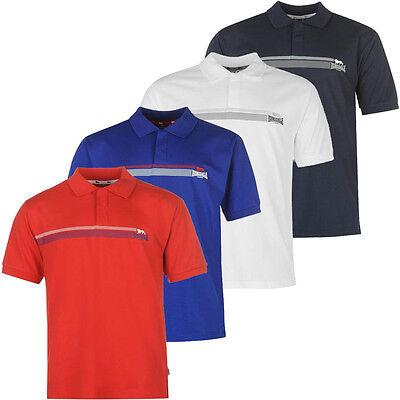 FäHig Lonsdale London Polohemd 2s Polo Shirt Poloshirt Hemd Gr. S M L Xl 2xl 3xl Neu Schrecklicher Wert