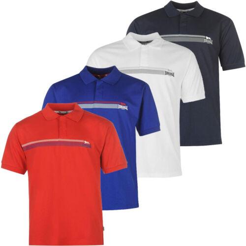 Lonsdale London Polo Shirt 2S Polo Shirt Polo Shirt S L XL 2XL 3XL New