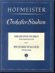 HOFMEISTER-Orchesterstudien-fuer-Cello-Heft-9-034-RICHARD-WAGNER-034