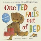 ONE TED FALLS OUT OF BED by Julia Donaldson Children's Counting Story Book NEW