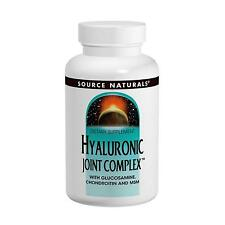 Hyaluronic Joint Complex - 60 Tablets by Source Naturals - for Healthy Joints