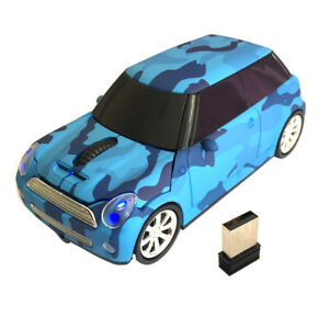 BMW-Mini-Cooper-Car-Wireless-mouse-Cute-Car-Computer-Mouse-For-Notebook-PC-Win10