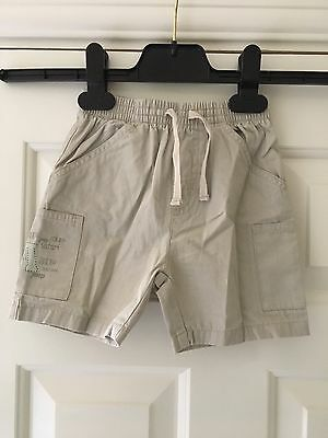 Adams Beige Boys Shorts With Jeep Safari Design Size 3-6 Months Online Shop Bottoms Baby & Toddler Clothing